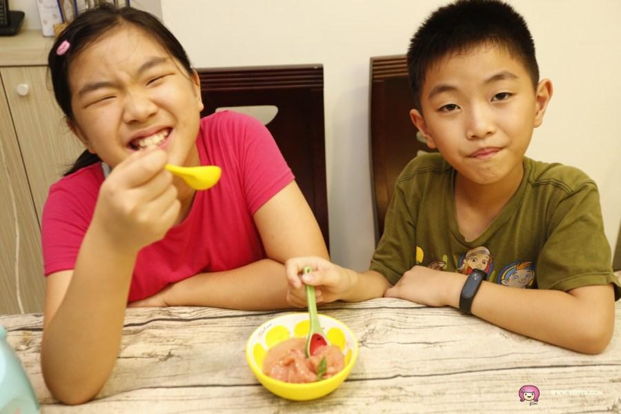 [用品]Cooksclub 水果冰淇淋機~新鮮水果快速變成冰淇淋.健康天然自己動手做.輕鬆吃冰身體沒負擔 @VIVIYU小世界