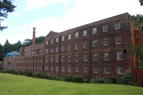 Quarry Bank Mill