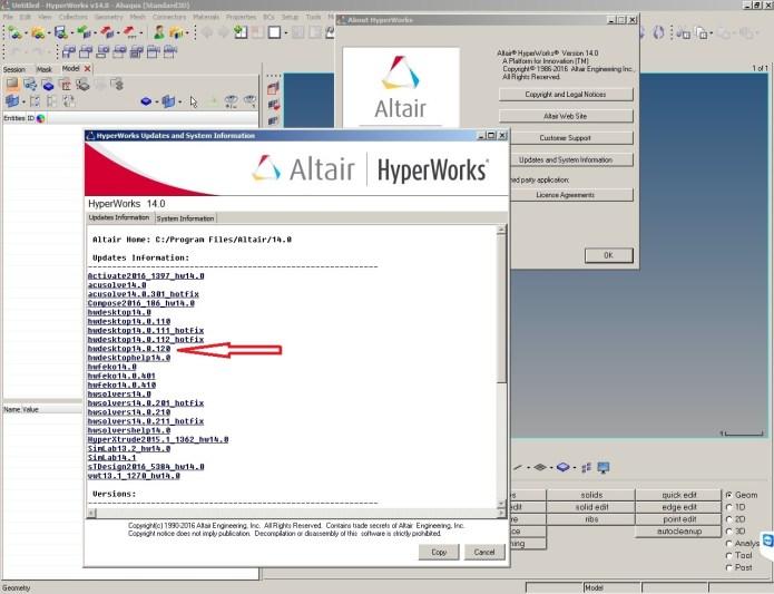 Working with Altair HyperWorks Desktop 14.0.120 64bit full license