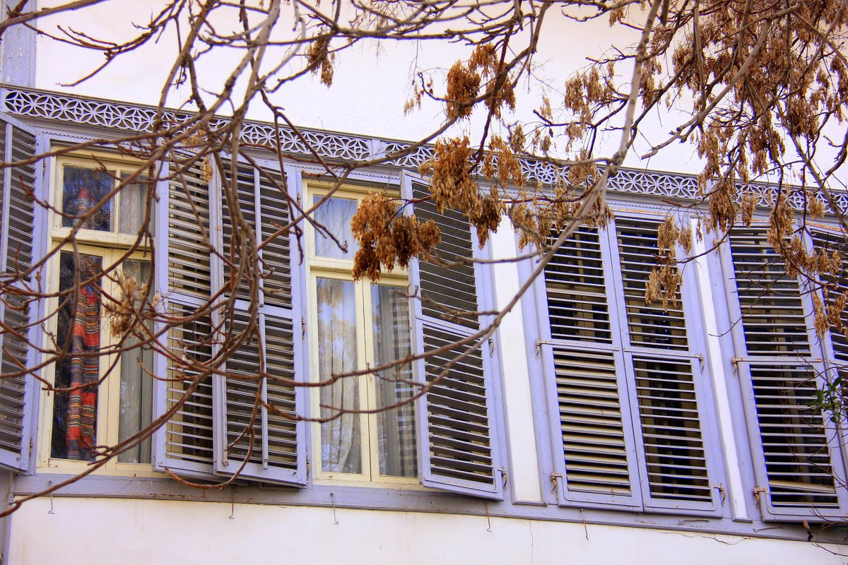 Old Town Nicosia preserved building