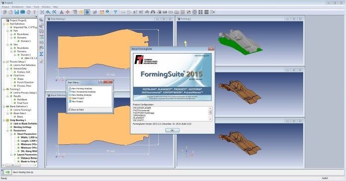 Working with FTI FormingSuite 2015.2.0 build 2123 x64 full crack