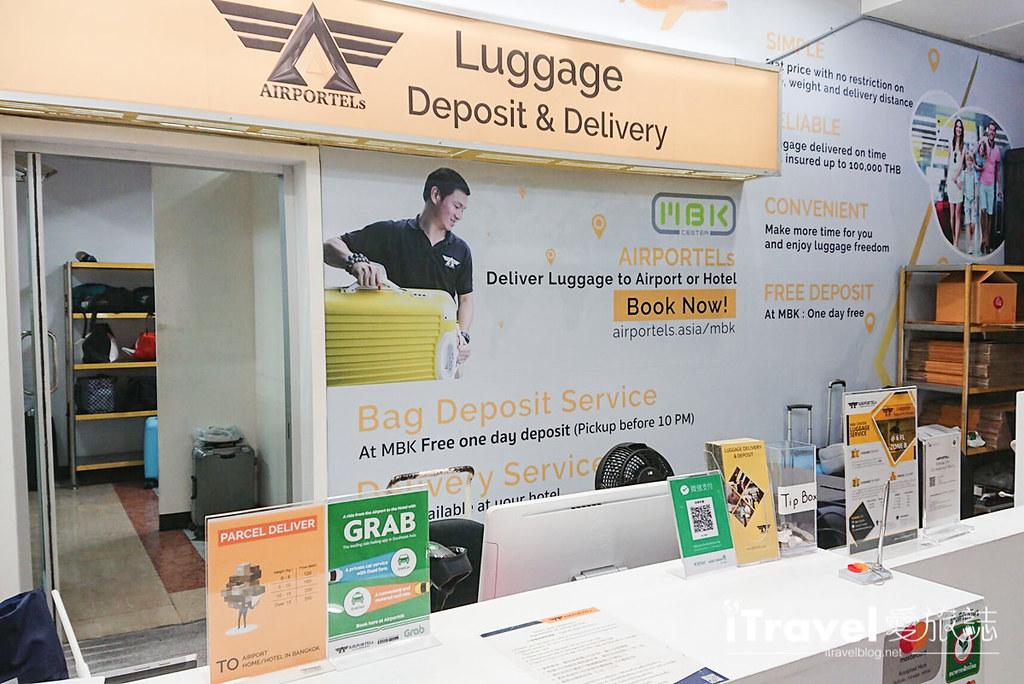 《曼谷自由行》行李托运服务:机场与饭店双向直接送达,让你玩好玩满的红眼班机最适用服务!