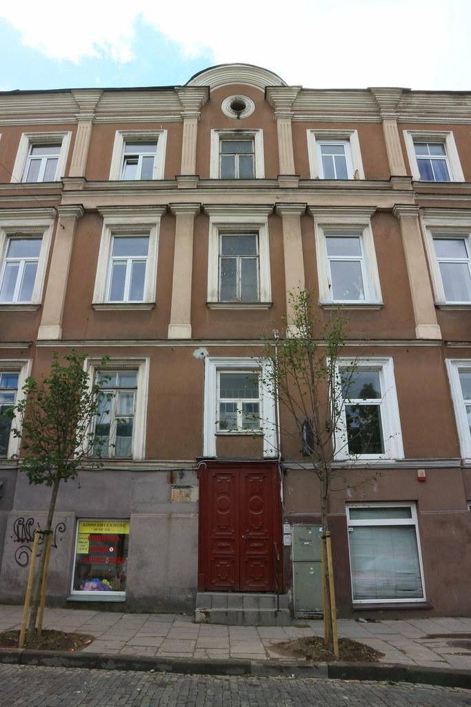 Dónde dormir y alojamiento en Vilnius (Lituania) - Downtown Market Guesthouse.