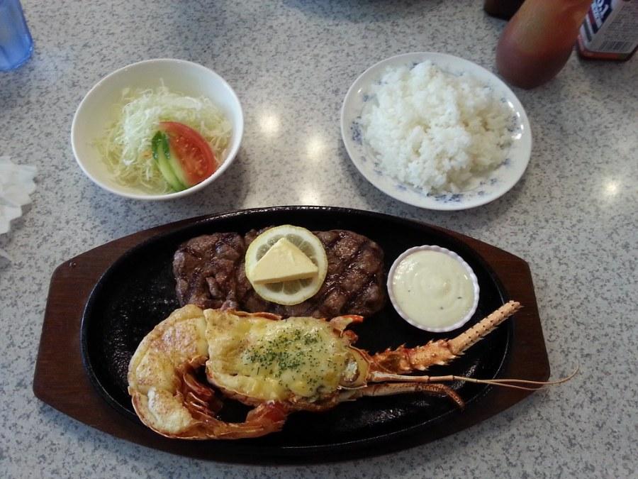 surf and turf steak 88 okinawa