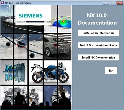 Siemens PLM NX 10.0 Win64 Multilanguage Documentation