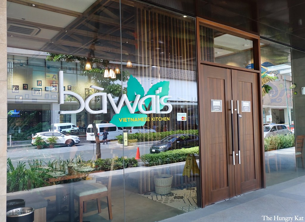 The Hungry Kat  Bawais Vietnamese Kitchen Opens in Uptown Parade