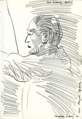 Georg Solti — People — Royal Opera House