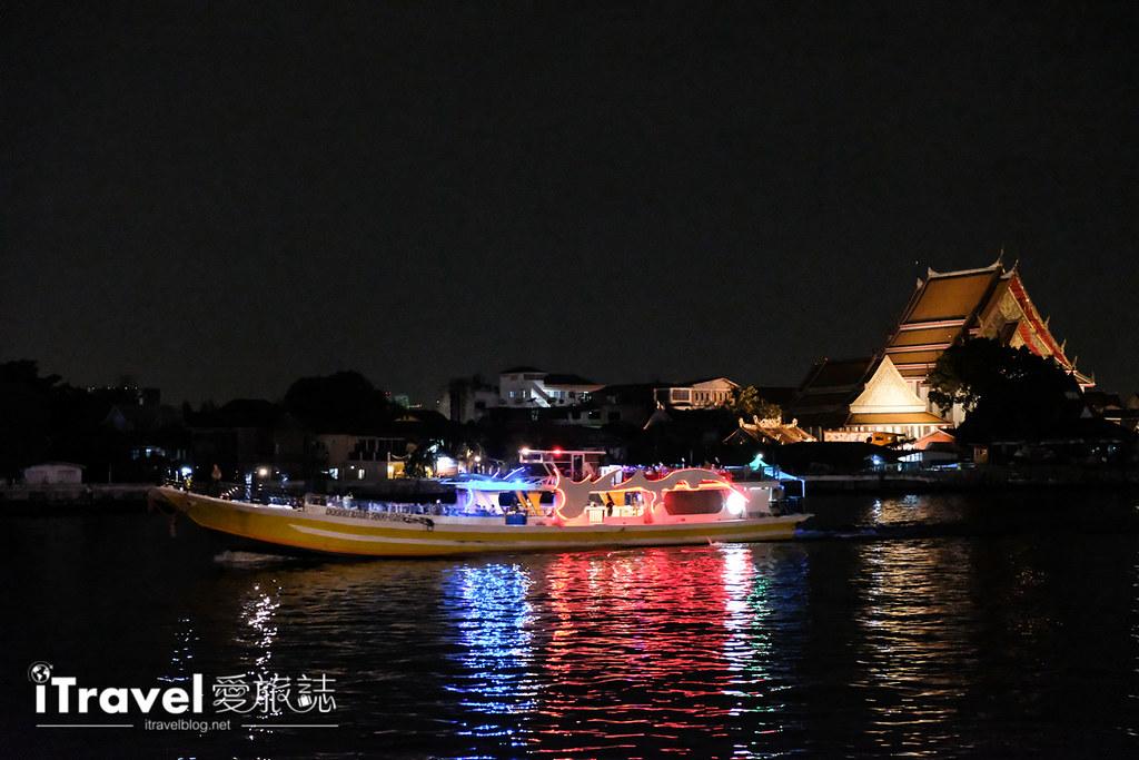 《曼谷美食餐厅》Larb Loi:育披曼河滨商城河岸美景餐厅