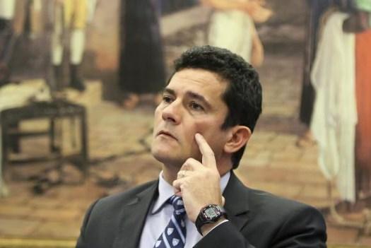 Juiz federal Sérgio Moro é responsável pela Operação Lava Jato - Créditos: Marcelo Camargo/Agência Brasil