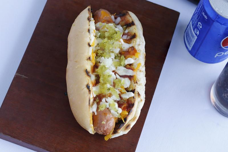 Double Dribble Hotdogs
