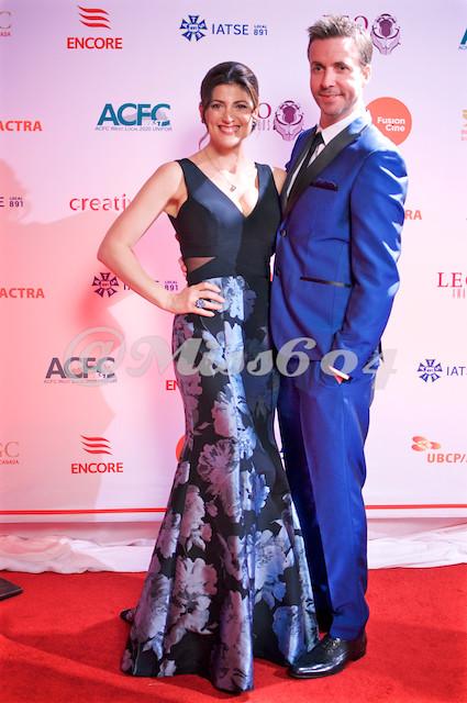 Julia Benson Amp Peter Benson Leo Awards Red Carpet 2017