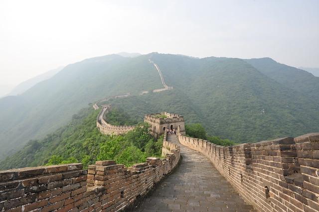 3a. Great Wall at Mutianyu