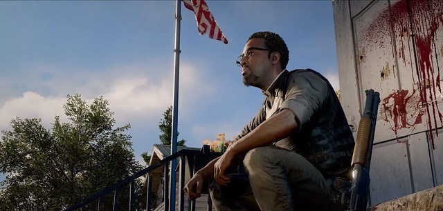 Far Cry 5 - Pastor Jerome Jeffries