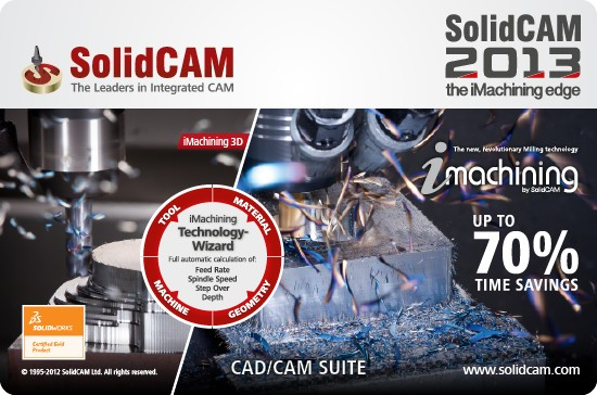 SolidCAM 2013 SP7 HF2 Multilanguage for SolidWorks 2012-2015