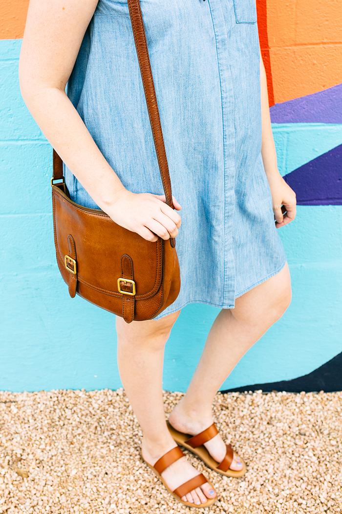 austin fashion blogger writes like a girl old navy denim dress20
