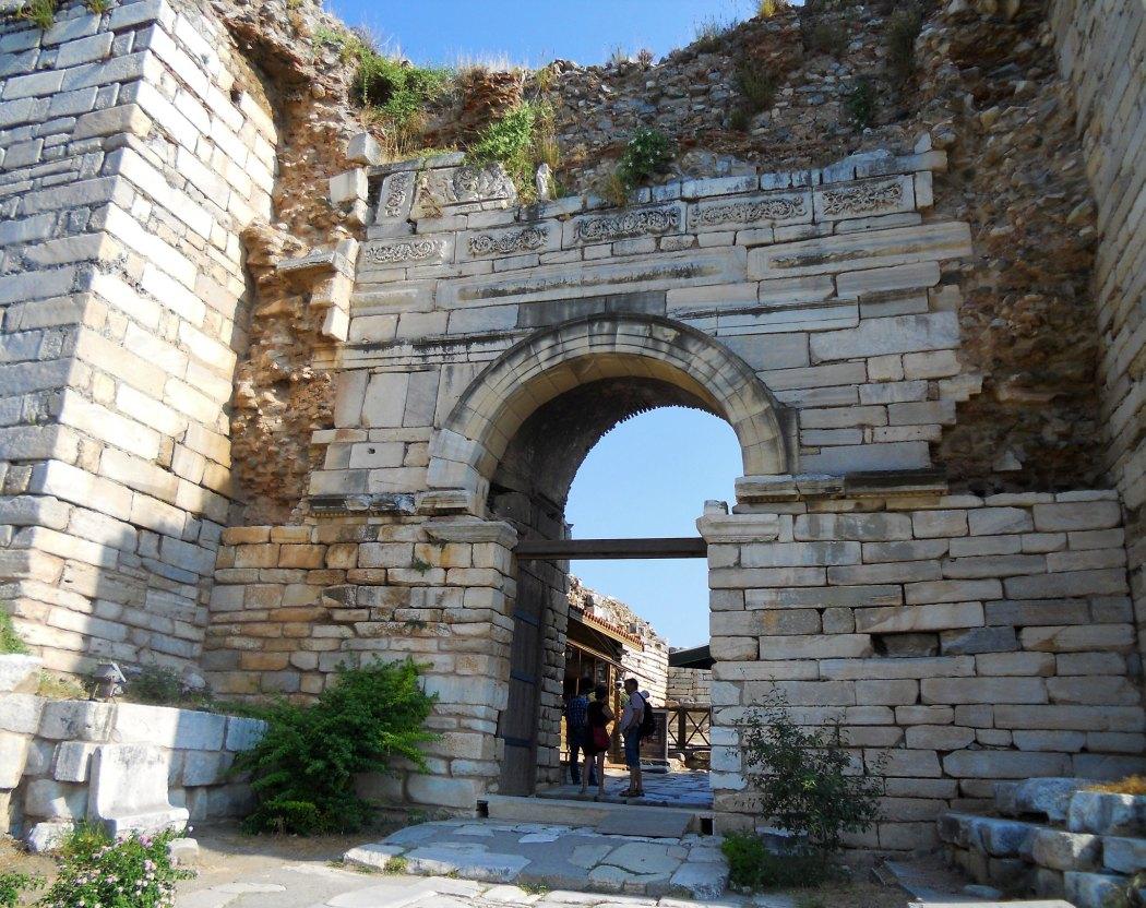 Entrance to St. John's Basilica