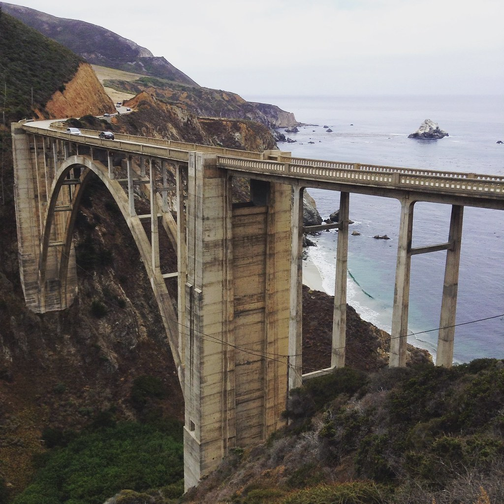 Bixby Bridge | Monterey, California