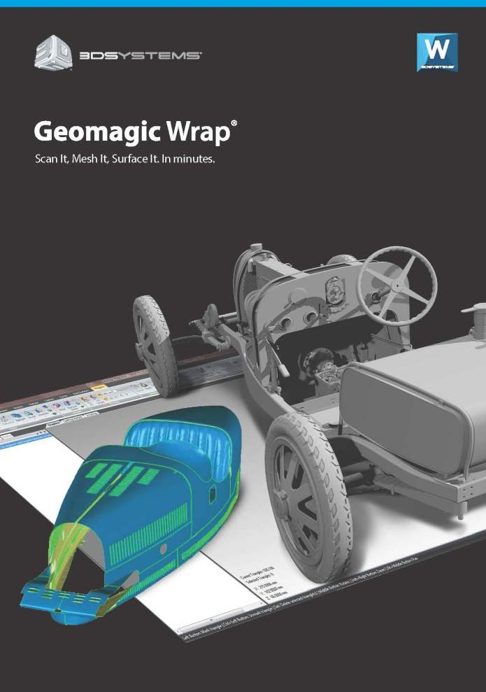 Geomagic Wrap 2015 1.2 x64 full license