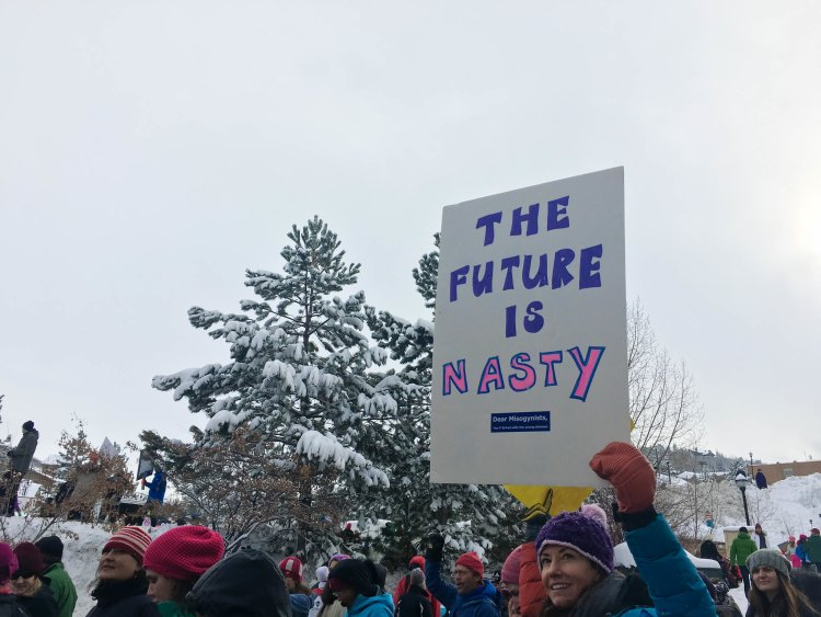 Womens-March-Park-City-Utah