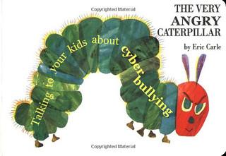 very angry caterpillar