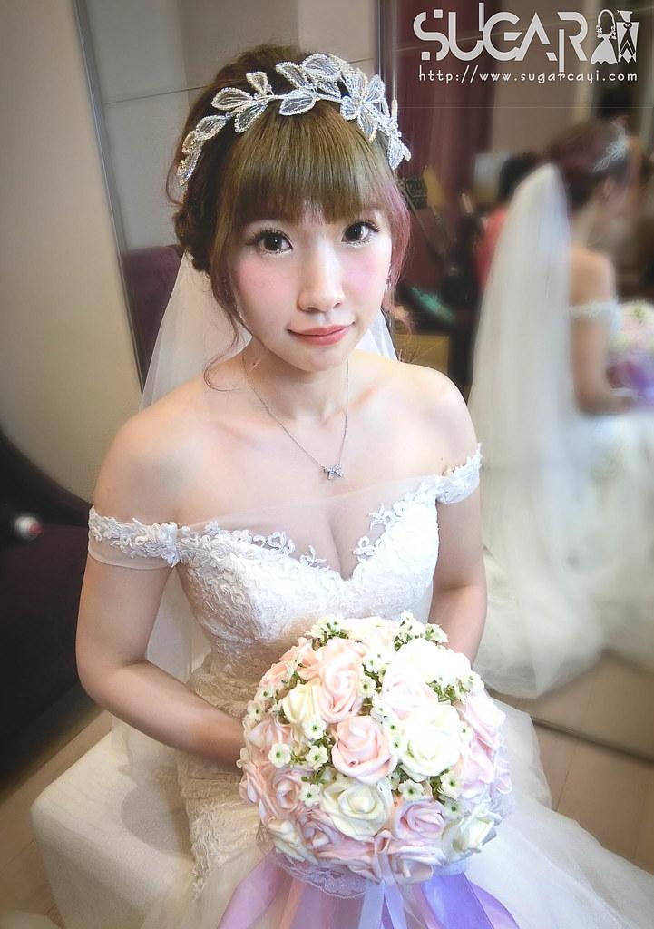 新秘筱涵/新娘秘書小涵造型