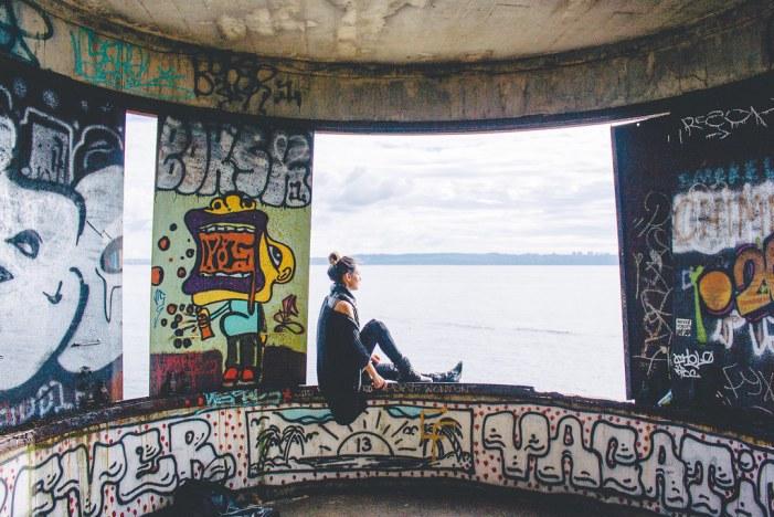 Vancouver's Hidden Hangouts: Secret Bunker in Lighthouse Park