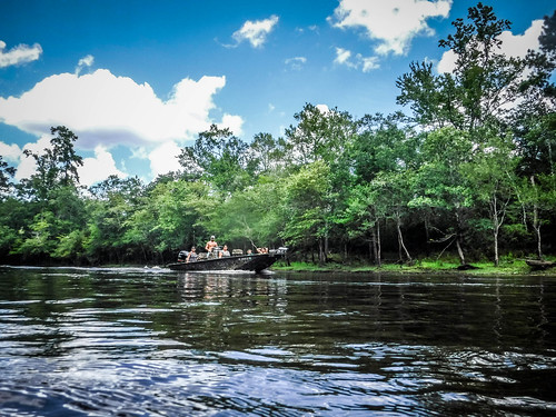 Edisto River Rope Swing and Beer Commercial Float-110
