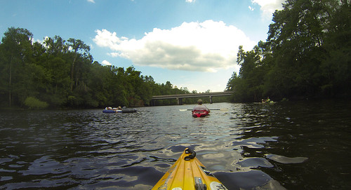 Edisto River Rope Swing and Beer Commercial Float-59