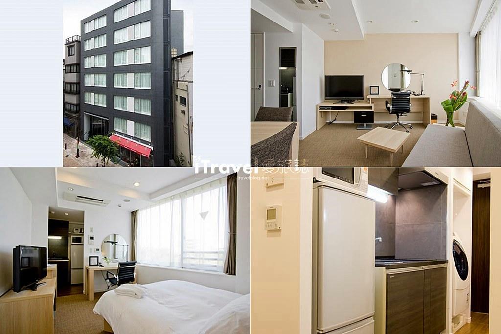 Residential Hotel B CONTE Asakusa