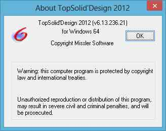 TopSolid 2012 x86 x64 full license
