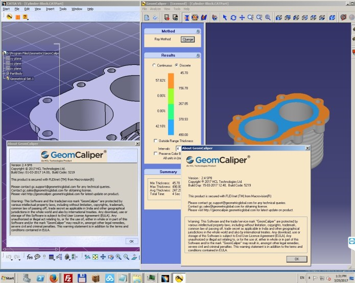 Geometric GeomCaliper 2.4 SP8 for CATIA V5R22-R26 x64 FULL