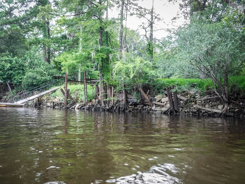 Edisto River Rope Swing and Beer Commercial Float-125