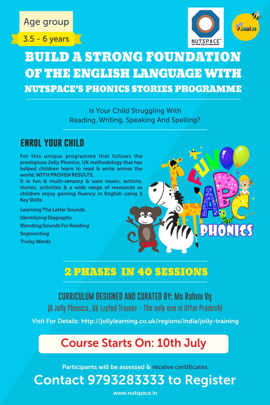 jolly phonics - 3 to 6 year olds
