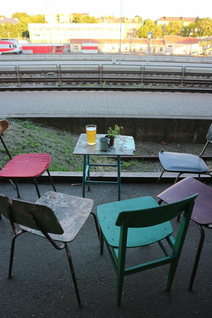 Dónde beber y gastronomía en Vilnius (Lituania) - Cervecería Peronas.