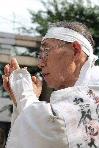 Longtime Fuji worshipper