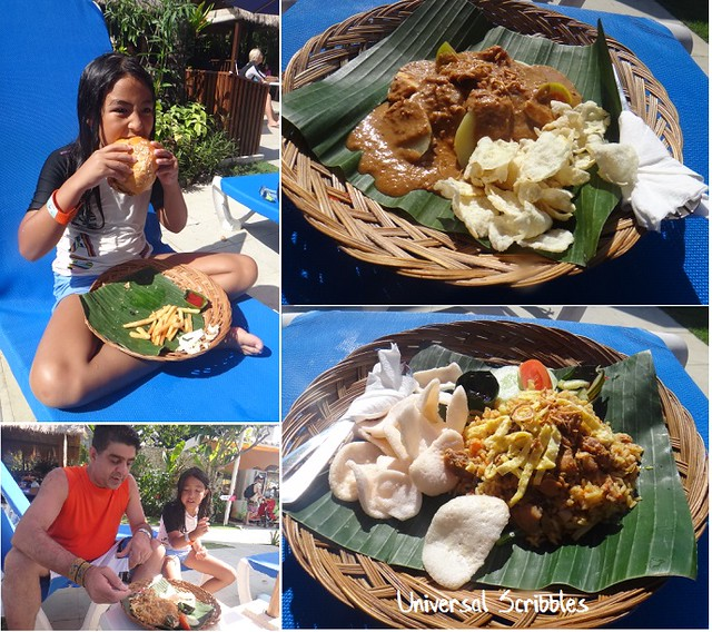 Waterbom Bali Food