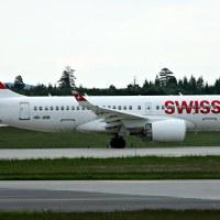 Swiss HB-JBB, OSL ENGM Gardermoen, 17.06.06