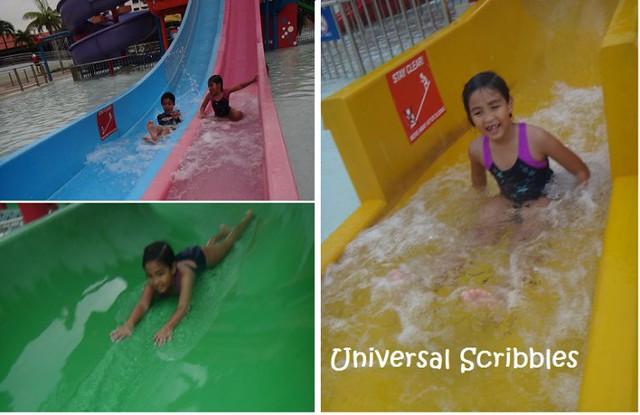 Wild-Wild-Wet Slides