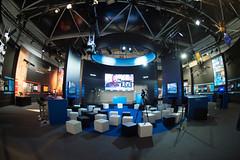 ESA Pavilion, at the 2017 Paris Air and Space Show