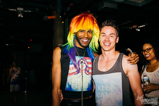 Pride Opening Party