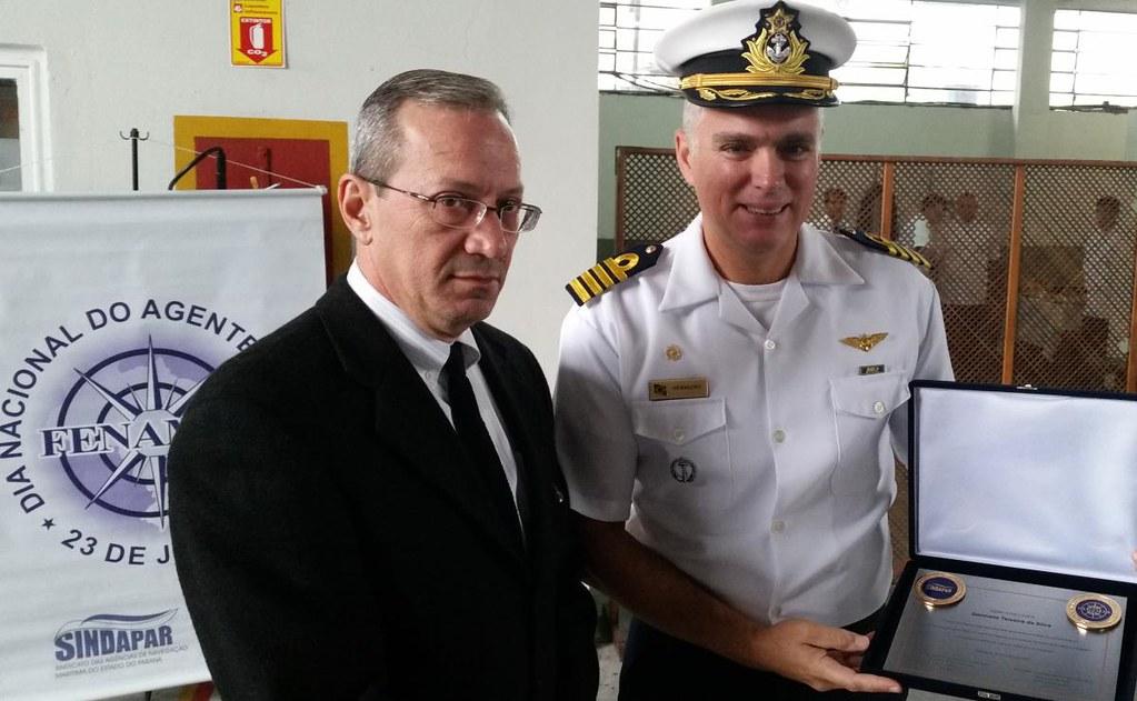 Cerimônia na Capitania dos Portos do Paraná celebra o Dia Nacional do Agente Marítimo 3