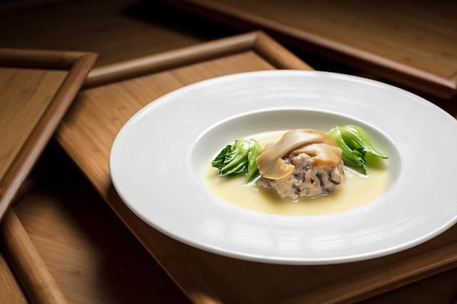2017 Man Ho Tofu Dish - 濃湯燉豆腐燉獅子頭