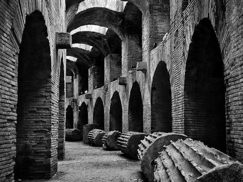 ancient underground