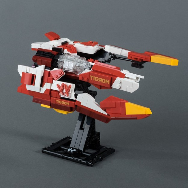 "Tigron K-VSR (from ""WipEout Omega Collection"")"