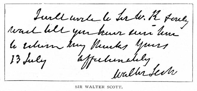 The Scrap-Book of Hans Christian Andersen (August 1901