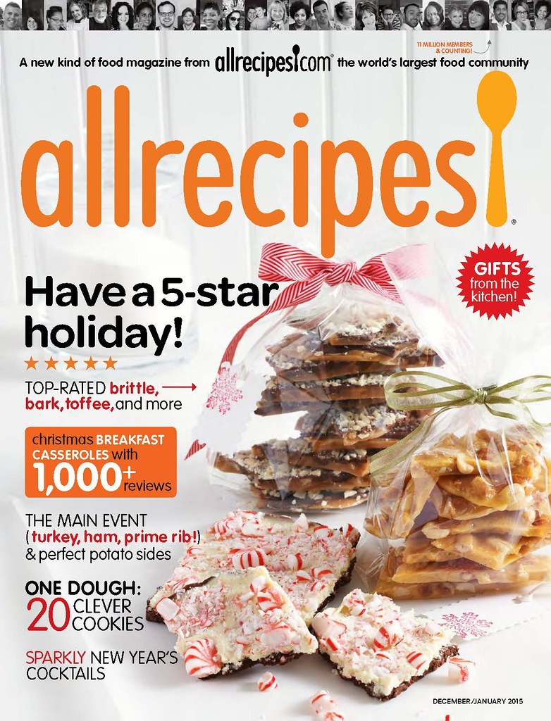 kitchen magazine corner bench seating store 10 creative cooking magazines allrecipes subscription