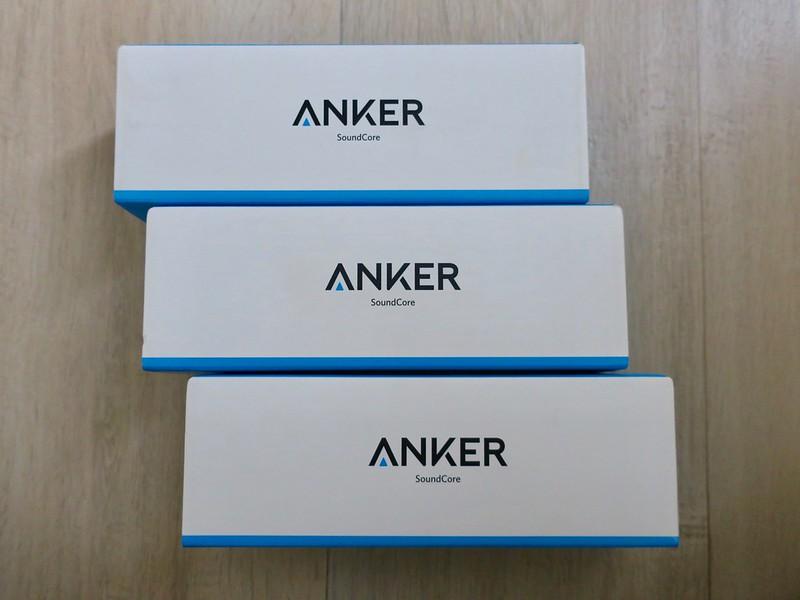 Anker speakers
