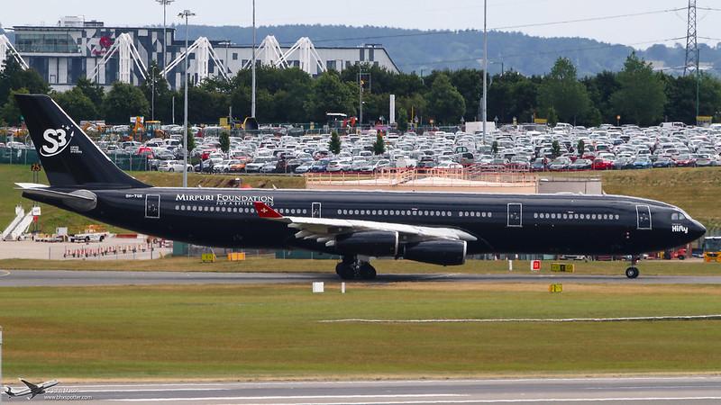 9H-TQM A343 HIFLY