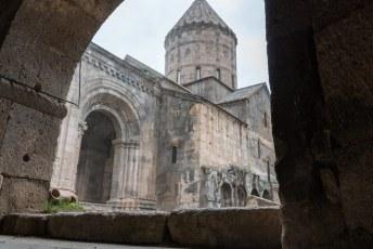 In de 14de en 15de eeuw was het een belangrijke universiteit voor Armenië.