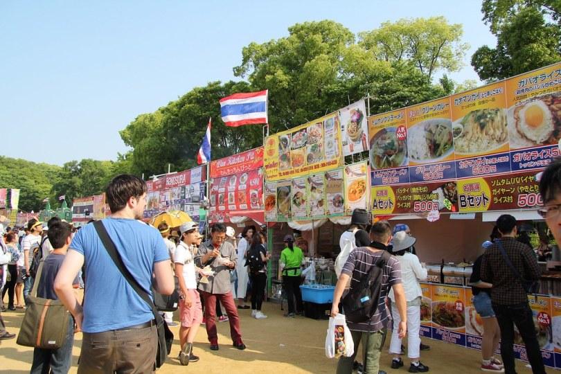 thai festival osaka